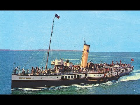 The Final Cruise of the Paddle Steamer Medway Queen