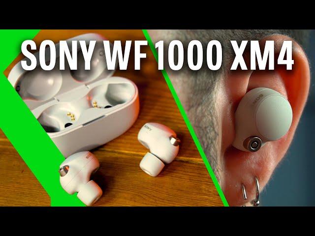 SONY WF 1000 XM4 Análisis: LOS MEJORES auriculares TWS DEL MERCADO