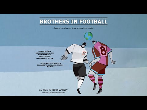 TRAILER: Brothers in Football - Filme sobre o Corinthians lançado na Inglaterra