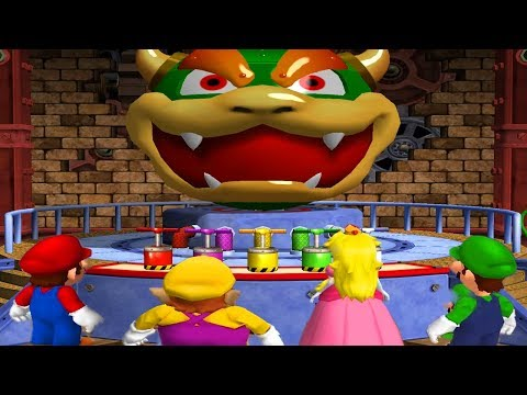 Mario Party 4 - All Survival Minigames - Youtube Download