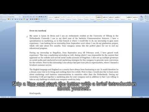 mp4 Motivation Letter Templates, download Motivation Letter Templates video klip Motivation Letter Templates