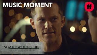 "Lewis Del Mar - ""Loud(y)"" Music | Shadowhunters Season 2, Episode 15 | Freeform"