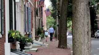 Center City Philadelphia Community Tour