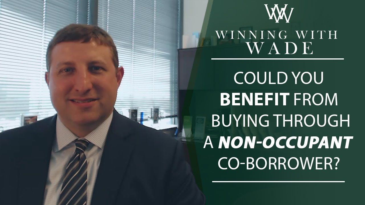 The Role of the Non-Occupant Co-Borrower in the Home Buying Process