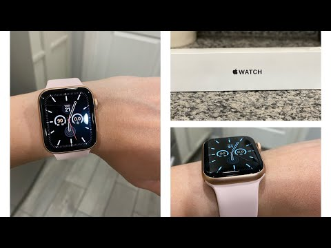 Apple Watch SE Unboxing! Opening my birthday present early!!