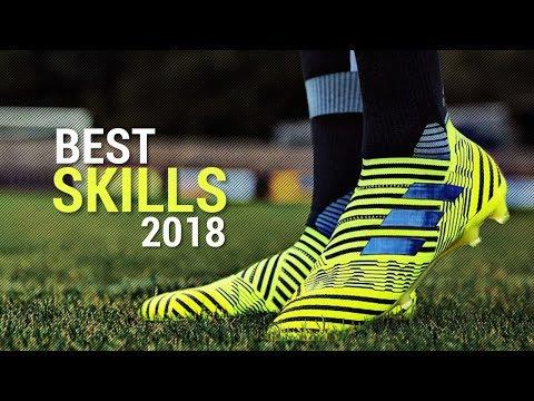 Best Football Skills 2017/18 #13