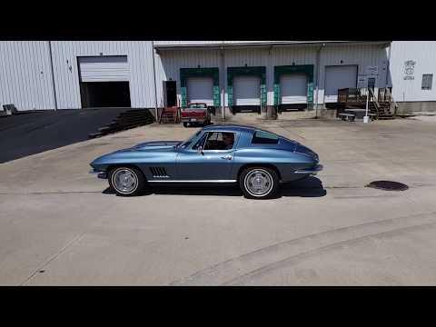 Video of '67 Corvette - LNYG