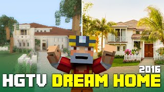 Minecraft Xbox One: HGTV Dream Home 2016 Tour!