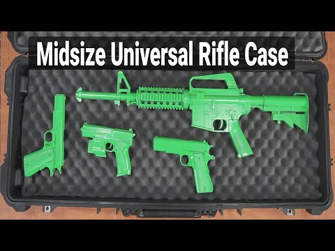 Midsize Universal Rifle Case (Gen 2) - Featured Youtube Video