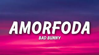 Bad Bunny - Amorfoda  S