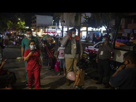 Ισχυρότατος σεισμός στο Μεξικό