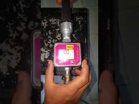 Adjusting K Factor in K24 Flow Meter - смотреть онлайн на