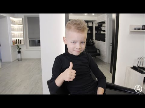 , title : 'Как подстричь ребенка./ Модная детская стрижка. / How to cut a child/ children's haircut.'