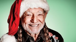 """Willie Nelson  """"Here Comes Santa Claus"""""""