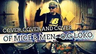 Bounty Ramdhan - Of Mice & Men - O.G Loko (Drum Cover)