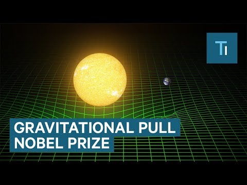 The 2017 Physics Nobel Prize Was Awarded for Detecting Gravitational Waves