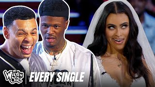 Every Single Vowing Out Ever 💍 Wild 'N Out
