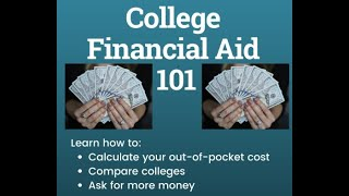 Financial Aid 101: How to Ask for More College Aid