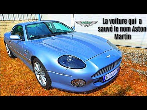 ASTON MARTIN Modèle : VANTAGE III