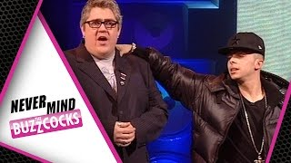 Dappy, Phill Jupitus & Charlie Brooker Intros Round | Never Mind The Buzzcocks