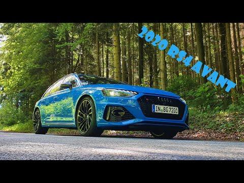 2020 Audi RS4 Avant - Review, Fahrbericht, Test💥