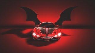 DEVILMANcrybaby×光岡自動車DevilmanOrochiPV