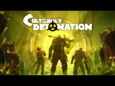 Wasteland 3 - Cult of the Holy Detonation DLC Release Date Trailer de Wasteland 3