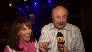 EXCLUSIVE: Dr. Phil and Robin McGraw on Son Jordan