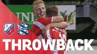 THROWBACK | sc Heerenveen - FC Utrecht (2001/2002)