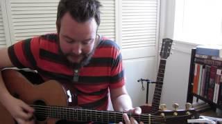 "Josh Hoke - ""Setting Sun"""