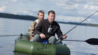 Рыбалка на энгозеро
