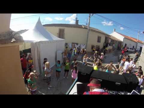 PASACALLES PEDRAZA DE ALBA ( SALAMANCA ) 2015