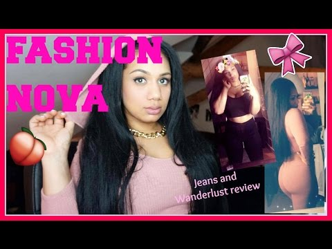 FASHION NOVA WANDERLUST AND SKINNY JEANS 2017 REVIEW SIZE 15 – MELLOBEAUTI