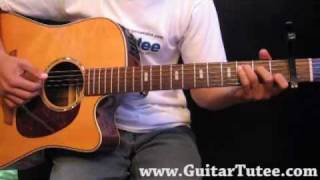 Joss Stone - 4 And 20, by www.GuitarTutee.com