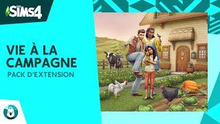 VideoImage1 Les Sims™ 4 Vie à la campagne