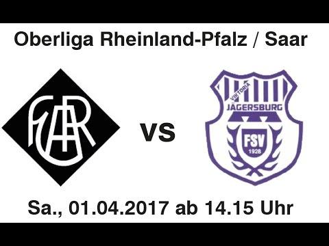 FC Arminia 03 Ludwigshafen   FSV Jaegersburg