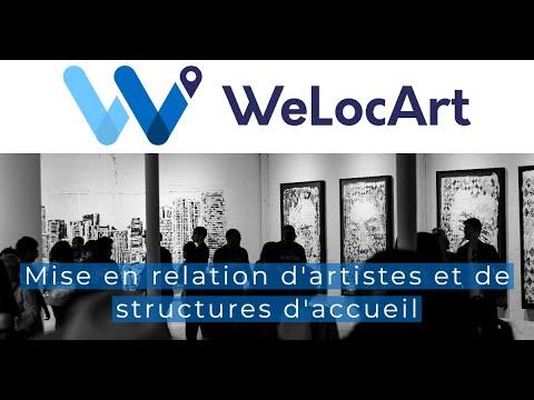 Lancement WeLocArt - Ibis Styles Cadet Lafayette - Paris