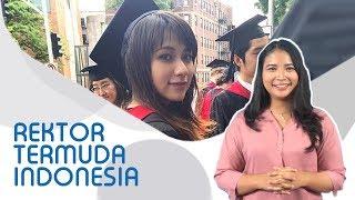 WIKI TRENDS - Risa Santoso, Rektor Institut Teknologi Bisnis ASIA dan Rektor Termuda di Indonesia