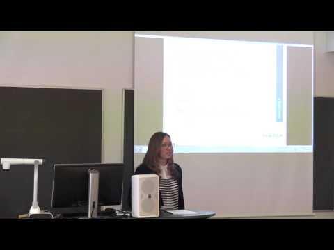 Nina Kokkonen InforME-päivän esitys