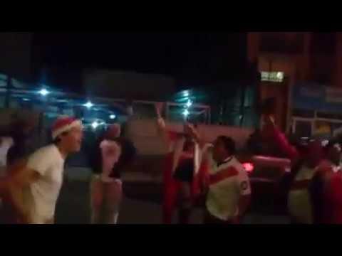 """LA BANDA DEL BASURERO EN SANTA FE - ARGENTINA"" Barra: La Banda del Basurero • Club: Deportivo Municipal"