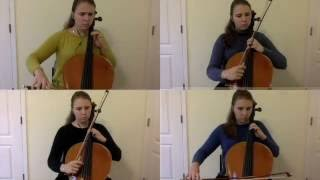 Hamilton - Dear Theodosia - Cello Cover