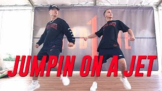 """Future """"JUMPIN ON A JET"""" Choreography By Duc Anh Tran X Bence Istvanffy"""
