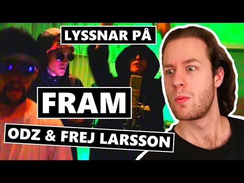ODZ & Frej Larsson Släpper EP! (FRAM MED GREJERNA PÅ BORDET)