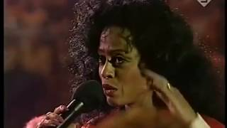 Diana Ross - Your Love / Reach Out (Live Ahoy 1994)