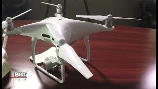 I-Team: Drones -- Cause For Concern In Georgia