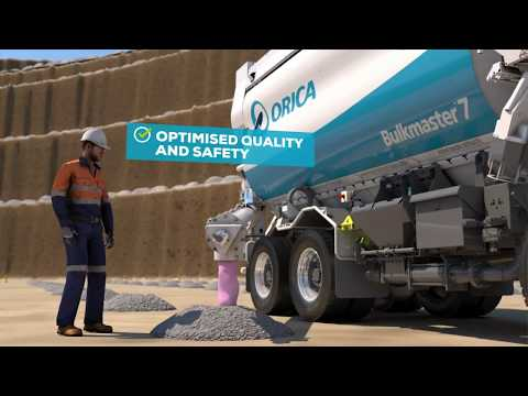 Orica Bulkmaster™ 7 – An evolution in delivery capability
