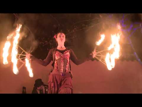 Feenfeuer - Feuershow, Feuertanz, LED Show, Hochstelzen, WalkActs video preview