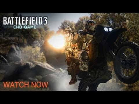 Battlefield 3: End Game | Launch Trailer