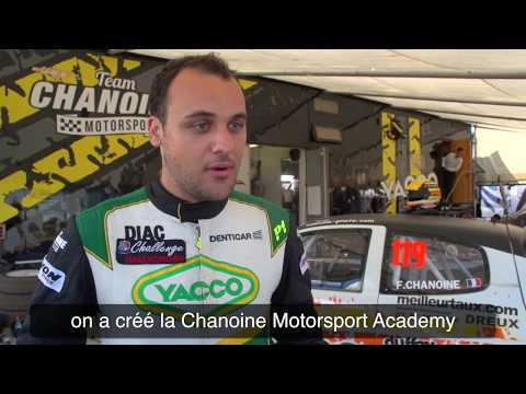 Rallycross 2017 - Fabien Chanoine, le retour...