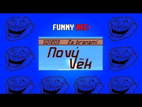 Minecraft Men - Nový Věk S01E03 [Funny REC]